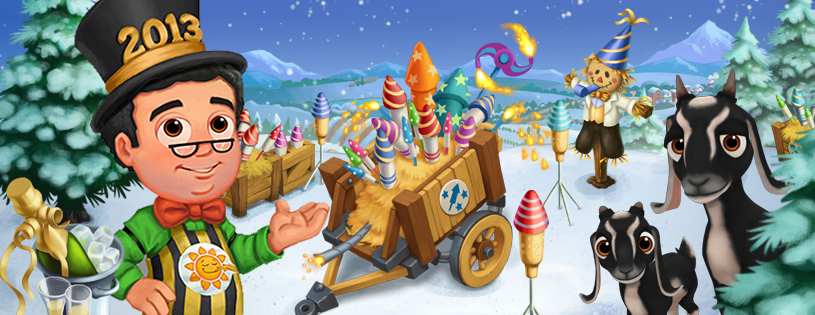FarmVille 2 Fireworks Wagon: Everything you need to know