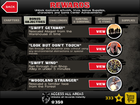 The Walking Dead Assault iOS review