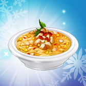 ChefVille Tis the Seasonings Dish 6: Corn Chowder