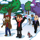 CityVille Winter Trees: Everything you need to know