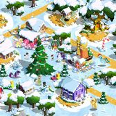 My Little Pony's holly jolly update brings new ponies, quests, and snow