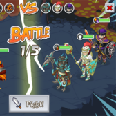 Knights & Dragons on iOS sees Japanese fusion hook go fantasy