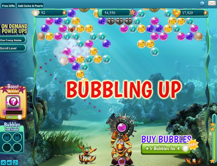 Bubble Safari Ocean