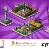CityVille 2: Support charity for exclusive rewards