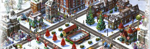 Winter Neighborhood Items