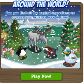 FarmVille Around the World Countdown Day 3: Get a FarmVille Kagu Kringle!