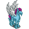 Purple Icicle Pegasus