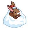 Snowpile Bunny
