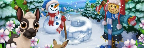Snow Much Fun Items