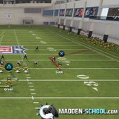 Madden School: Free Tips Tuesday Episode #4 -- Weak Slot Power O