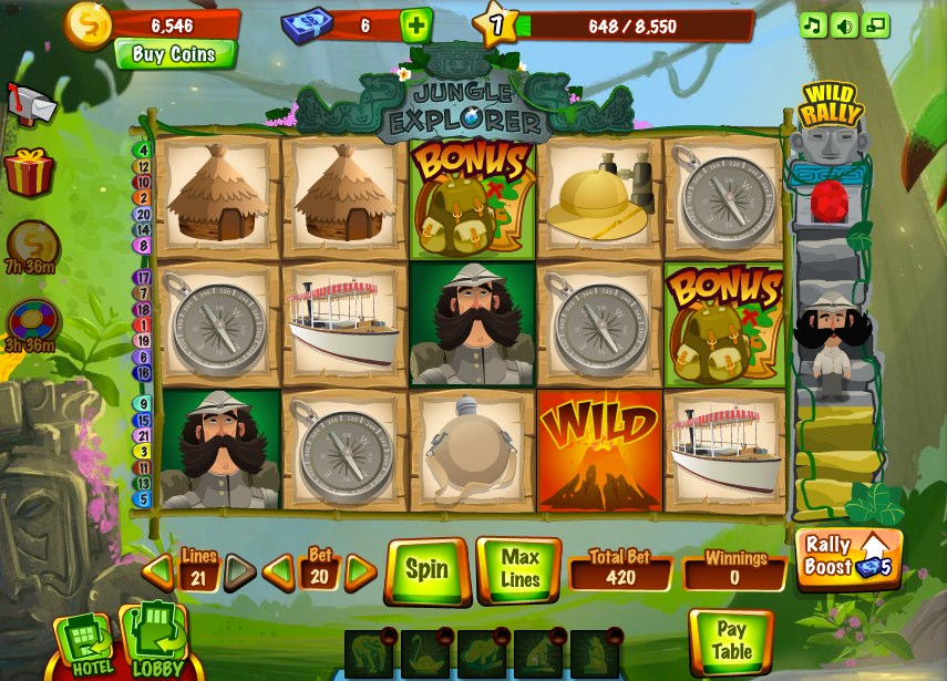 Casino Slots Games - Best USA Slots Online