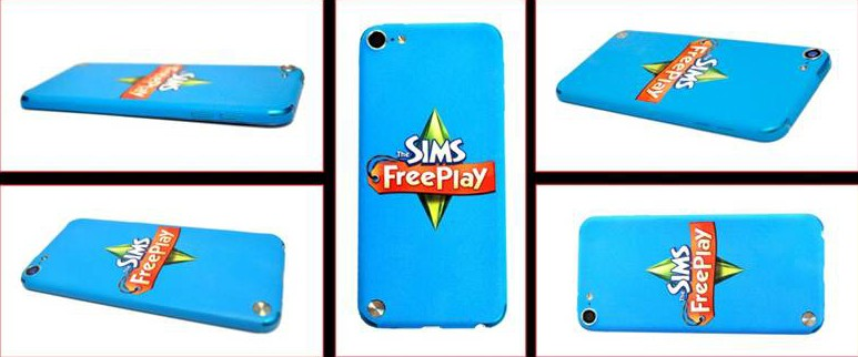 The Sims Freeplay Birthday Giveaway Prize