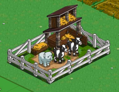 livestock pen FarmVille Around the World Goals: Everything you need to know