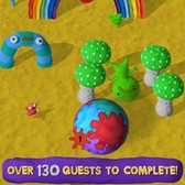Clay Jam on iPad: A cute, quirky wor