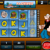 Ludia lets you pull the lever and eat some spinach in Popeye Slots on iOS