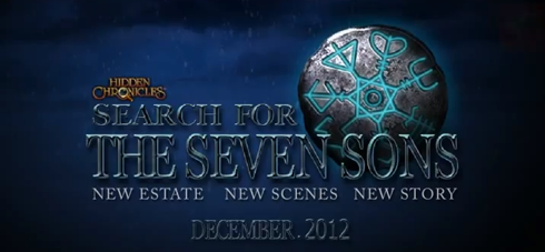 Hidden Chronicles The Search for the Seven Sons