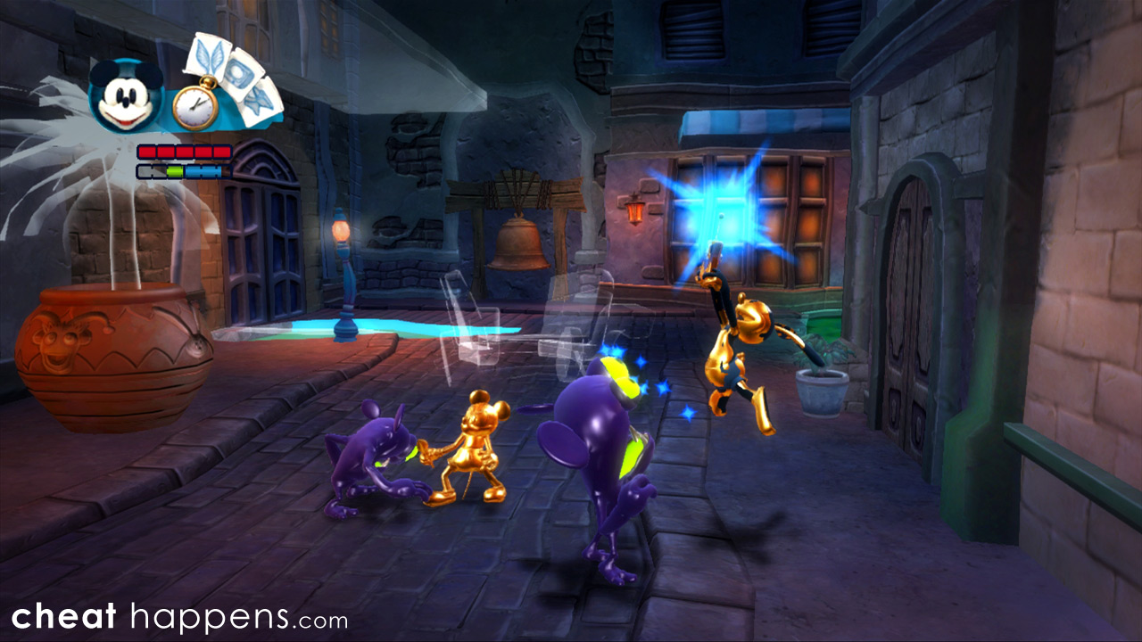Disney Epic Mickey 2 review