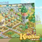 Kingdom Quest: Build the pastel kingdom of your dreams on Zynga.com