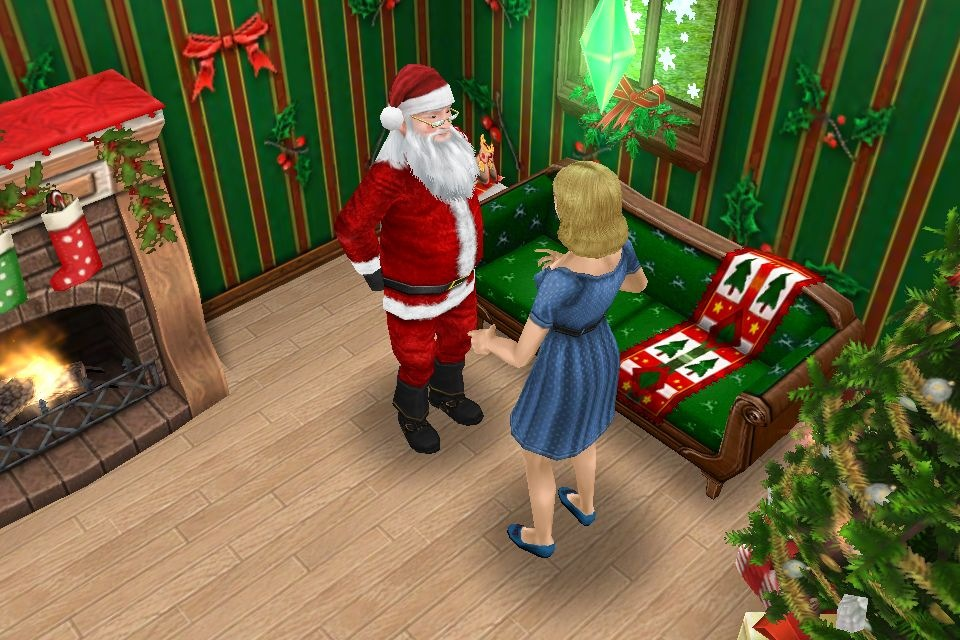 The Sims FreePlay turns one in time for Christmas [Exclusive Interview ...