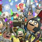 Social Space: Happy Wars is the dawn of free-to-play console gaming