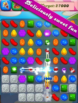 how to beat level 97 on candy crush saga without