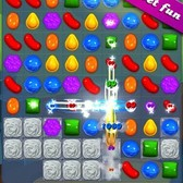 The Saga continues for Candy Crush and Bubble Witch on Android