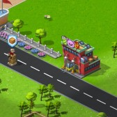 CoasterVille Cheats & Tips: Use friends to earn bonuses in the Goods Emporium
