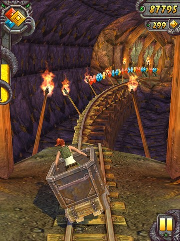 Temple Run 2 screens