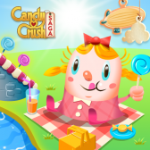 Candy Crush Saga crushes Zynga, becomes top Facebook game by DAU