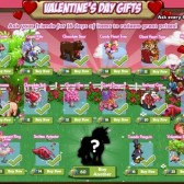FarmVille Valentine's Day Coun