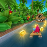 Ride the waves in Chillingo's newest endless runner Catch the Ark