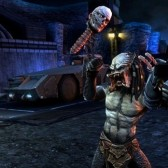 Preview: Alien vs. Predator: Evolution offers hacking and slashing action as well as vertebrae removal