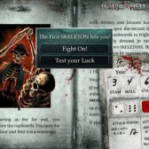 Fighting Fantasy gamebook House of Hell lives again on iOS and Android