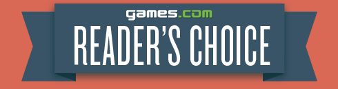 Best Console Game Readers Choice 2012