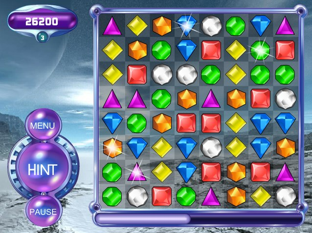 Free Games To Play Now : Game of the day bejeweled
