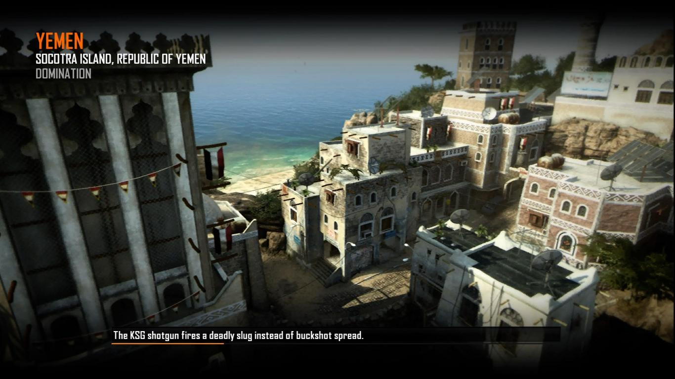 Call of Duty Black Ops 2 Yemen cheats