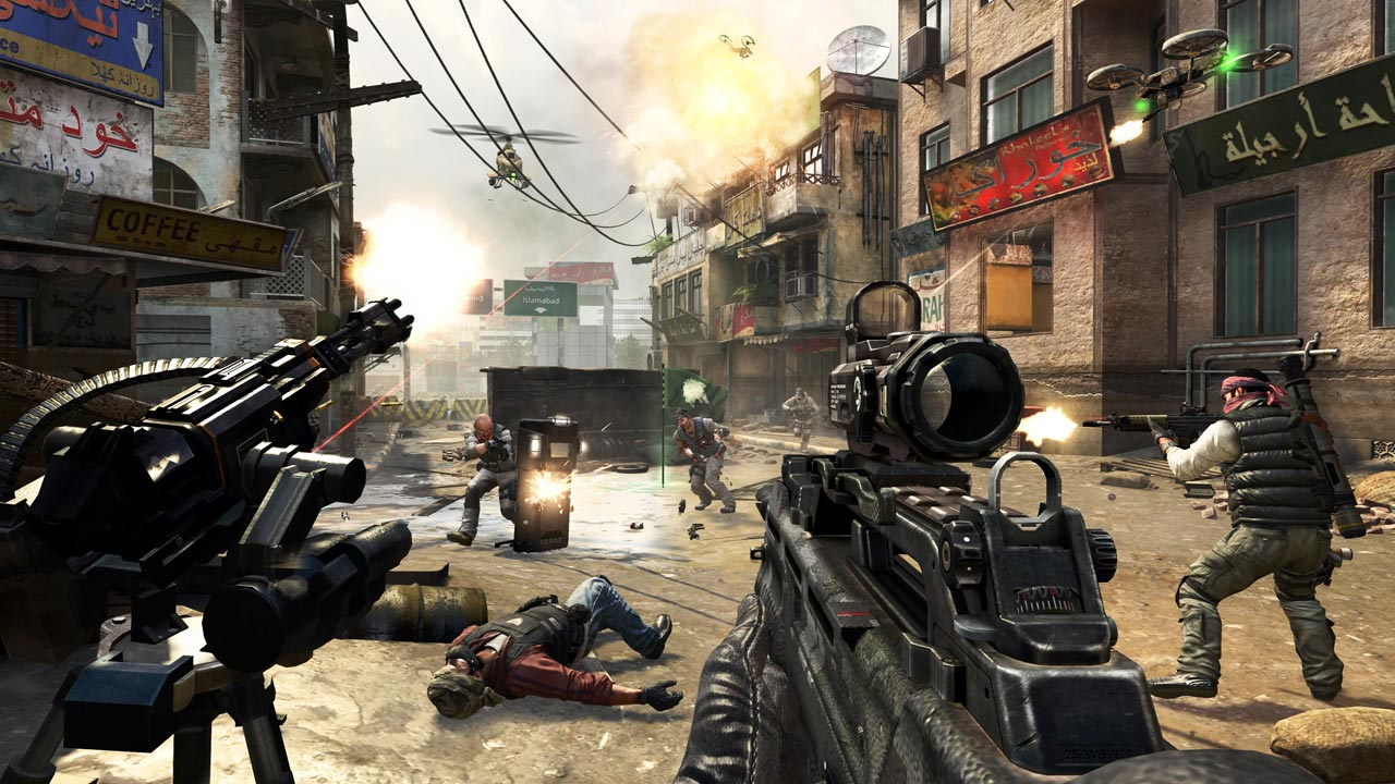 call of duty online free to play