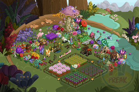 FarmVille Enchanted Glen preview