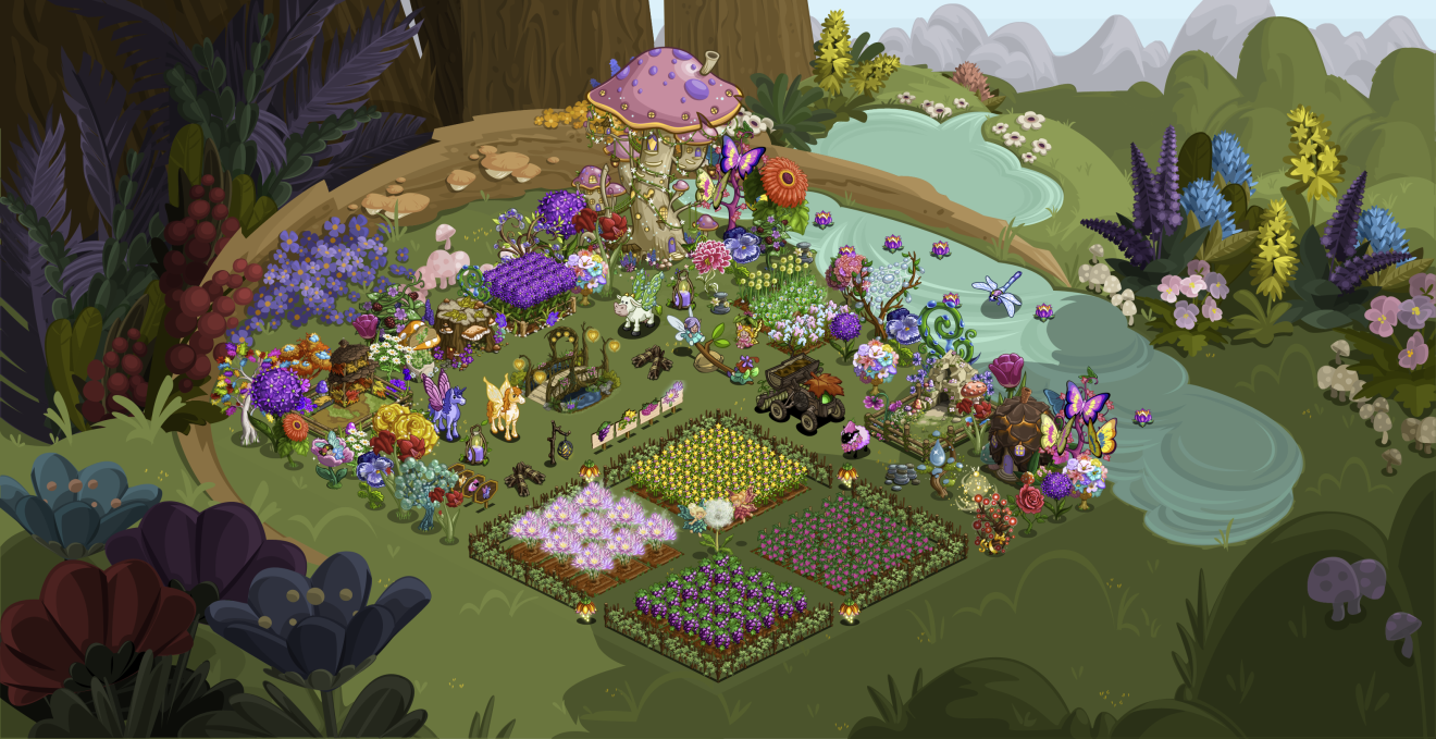 FarmVille Enchanted Glen Chapter 5 guide