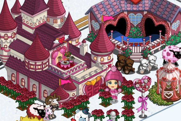 FarmVille My Little Valentine quests