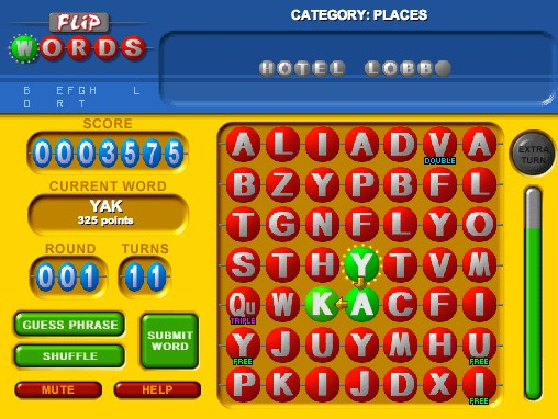 free word games online