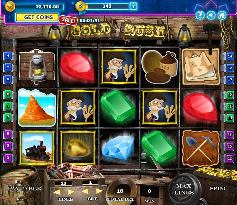 free slots games on facebook