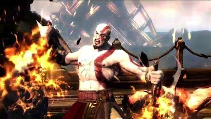 God of War Ascension screens