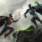 Injustice: Gods Among Us release 'The Line' story trailer