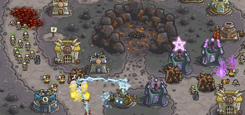 Kingdom Rush: Tower defense that goes deep, now on Games.com