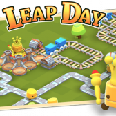 If you can grasp it, try TripleTown maker Spry Fox's new Leap Day