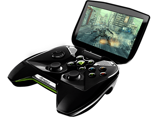 Nvidia Project Shield