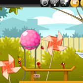 Lead ants to safety and food in Amazing Ants on iOS