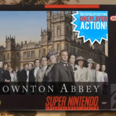 If Downton Abbey were on Super Nintendo, it might look like this [Video]
