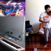 This cover of Pokemon's Battle Theme deserves an orchestra